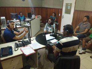 Fábio garante conquistas para saúde em Lagarto