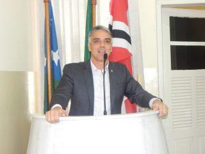 Fábio Reis fala sobre emendas em visita à Câmara Municipal de Lagarto
