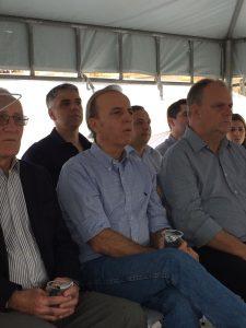 Fábio Reis prestigia inauguração de unidade do Hospital do Câncer de Barretos em Lagarto